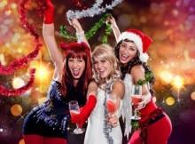 поможем организовать праздник на Новый год и Рождество в Сургуте