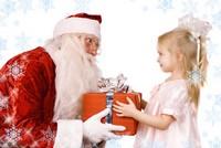 услуги Деда Мороза и его внучки Снегурочки на праздники, вызов на дом