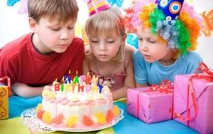 поможем организовать и провести детский день рождения в Сургуте
