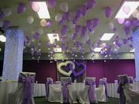 украсим любое помещение для проведения юбилея, дня рождения, семейного праздника