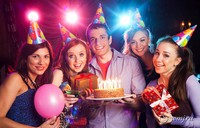 организуем день рождения для взрослого в Сургуте и районе